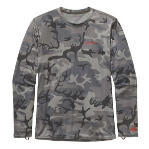 Patagonia 50+ UPF Camo long sleeve